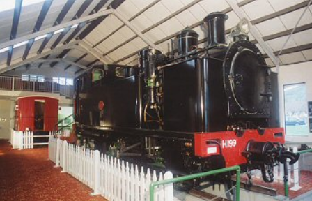 The Fell Locomotive Museum