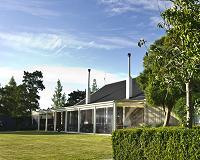 Brackenridge Conference Room Lawn