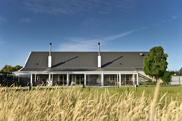 Brackenridge Conference Room from pasture