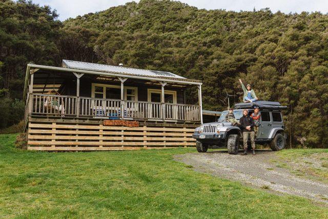 Longspur Eco Cottage