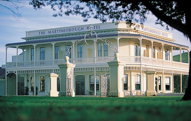 Heritage Martinborough Hotel