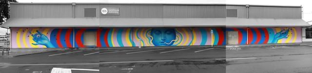 Masterton Mural