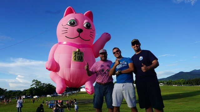 Wairarapa Balloon Festival 2017