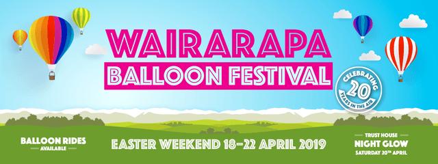 Wairarapa Balloon Festival