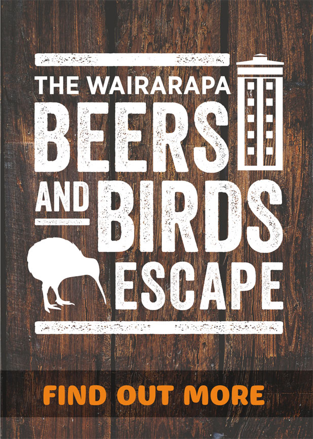 The Wairarapa Beers and Birds Escape