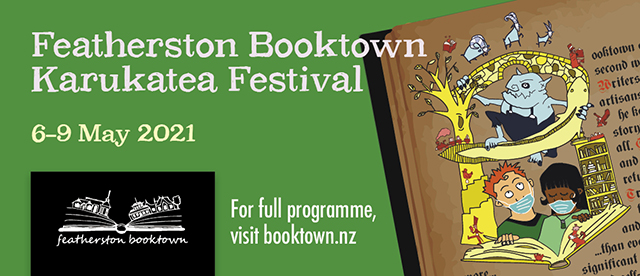 Featherston Booktown Festival 2021