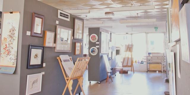 Inside No. 23 Gallery