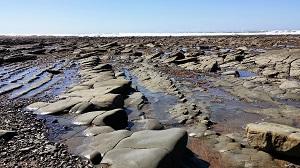 Mataikona Rocks near Sandy Bay