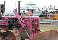 Ngawi fishing & bulldozer fleet