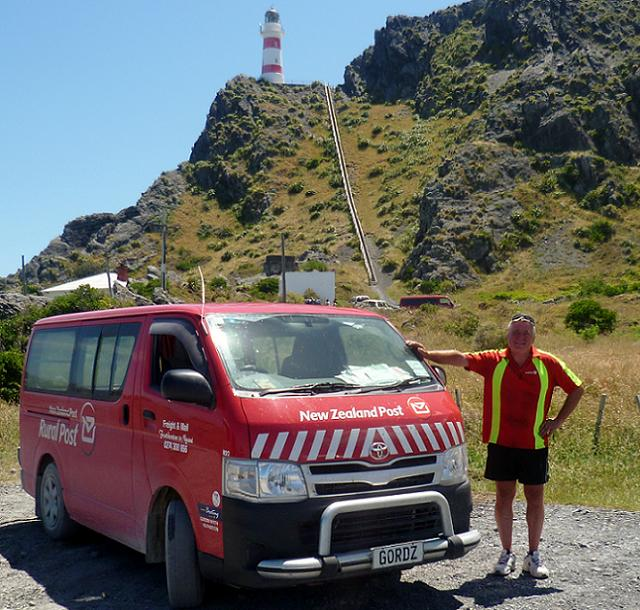 Last stop - Cape Palliser Lighthouse