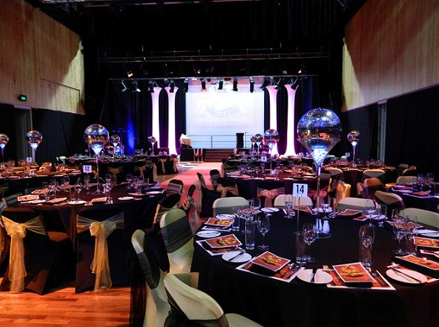 High spec Carterton Events Centre