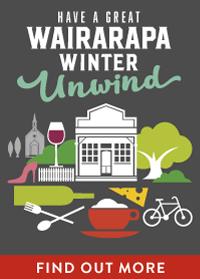 Have a Great Wairarapa Winter Unwind