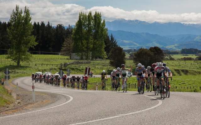 Lots of cycling events here for summer