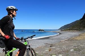 Cycling the South Coast