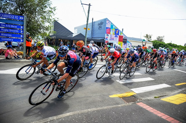 The 2020 Cycle Classic was held in the Wairarapa