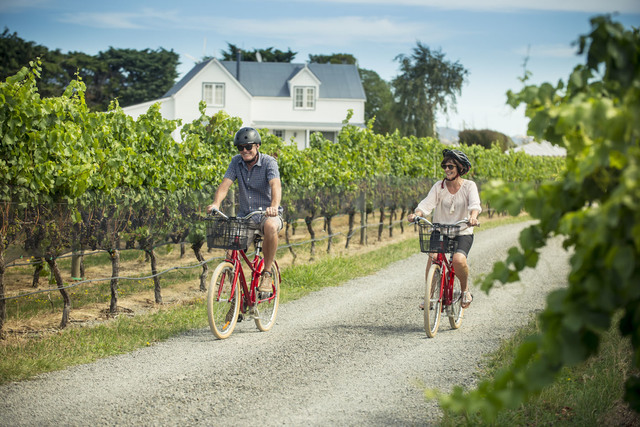 Cycle the Vines Martinborough
