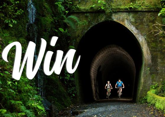 Win Remutaka Cycle Trail