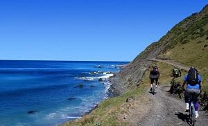 Wharekauhau on the Rimutaka Cycle Trail