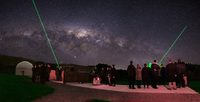 An awesome dark sky experience at Star Field!