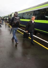 Masterton to Wellington Train