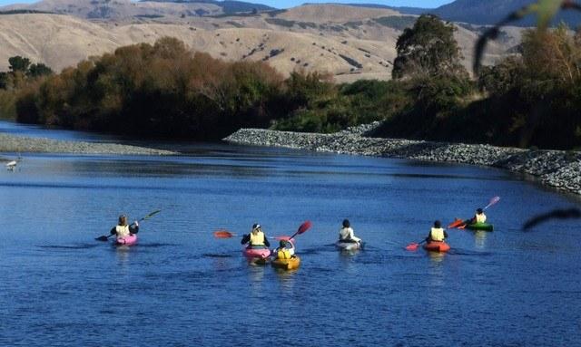 Kahutara Canoes