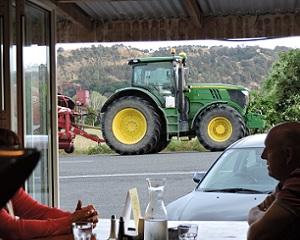 A proper rural pub