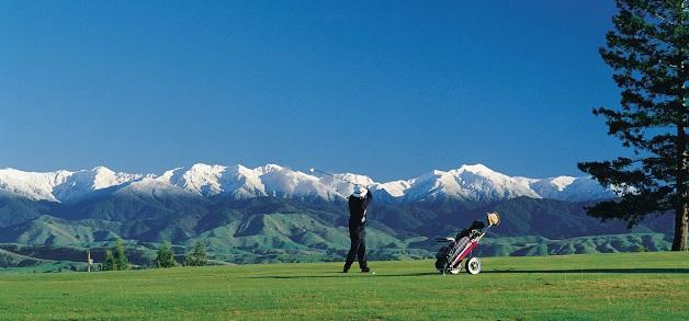 Masterton Golf Course, Wairarapa