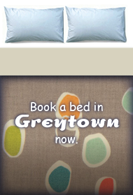 Book a bed in Greytown