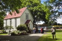 Greytown's first methodist church