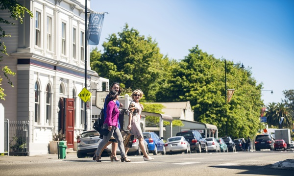 Greytown - a pretty nice place to shop