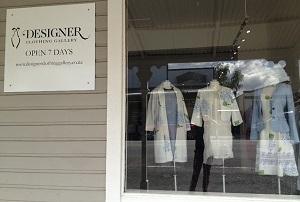 Designer Clothing Gallery, Greytown