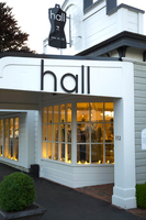 Hall is in Greytown