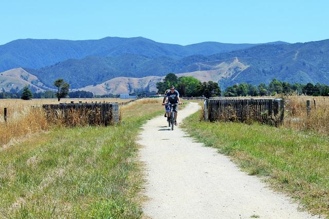 Woodside Cycle Trail, Greytown