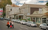 Boutique shopping village of Greytown