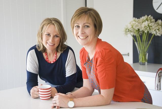 Sarah and Sarah from Tea Retreats