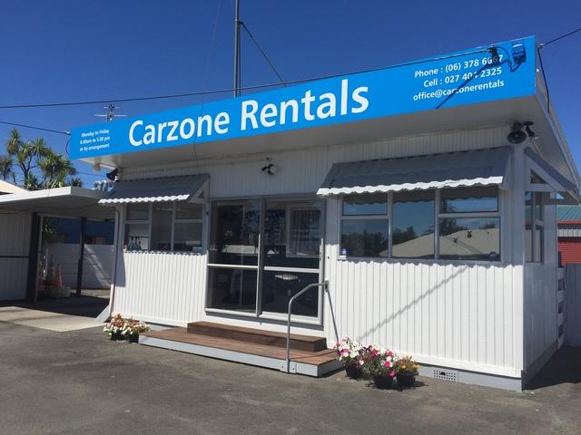 Carzone Rentals