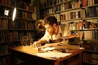 The Bookbinder - a spellbinding story