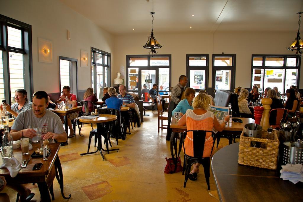 Cafe Medici, Martinborough