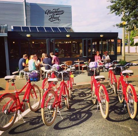 The Neighbourhood Coffee House & Roastery