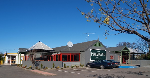 The Pukemanu Tavern