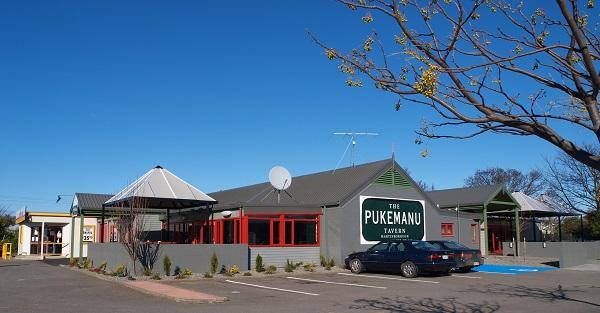 The Pukemanu Tavern
