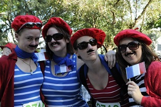 Are they really French? We say OUI