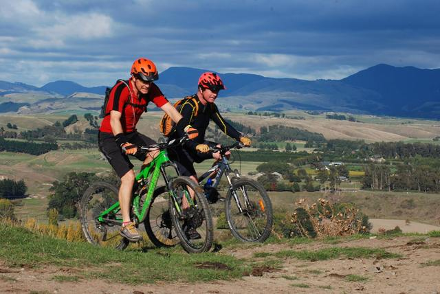 Martinborough Skyline Mountain Bike Challenge