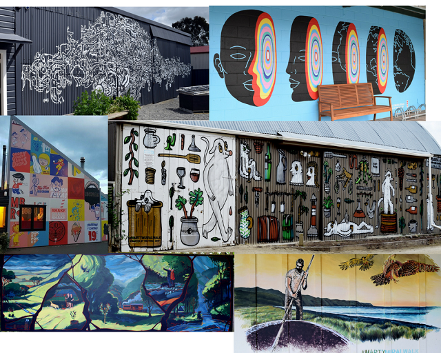 Must see Martinborough - the Mural Trail