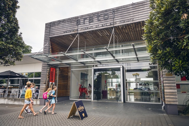 Aratoi - the heart of Masterton's Arts Quarter