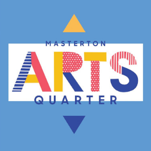 Be sure to check out Masterton's Art Quarter