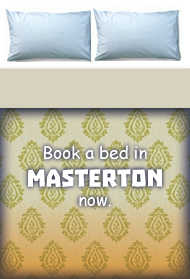 Book a bed in Masterton