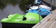 Pedal boats, Masterton