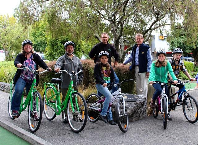 RotoCycle Cycle Hire, Masterton