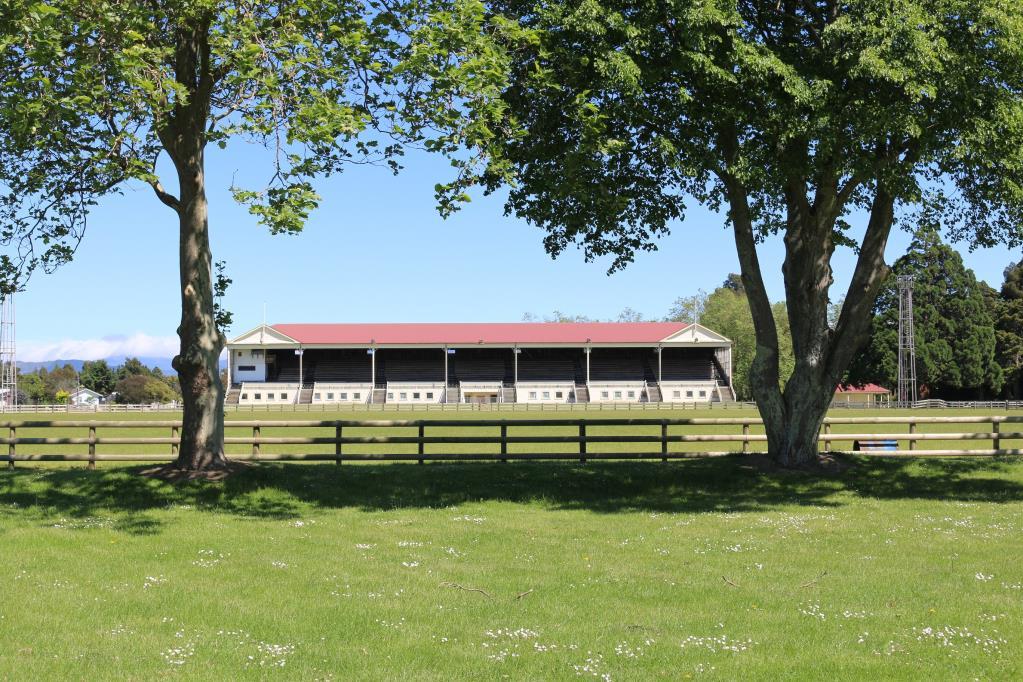 Masterton A&P Showgrounds Motorhome park